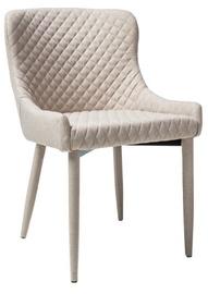 Ēdamistabas krēsls Signal Meble Colin, smilškrāsas