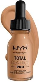 Tonizējošais krēms NYX Total Control Pro Soft Beige, 13 ml