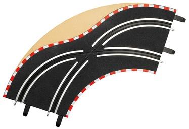Carrera Track Change Curve K1/90 2pcs 20061655