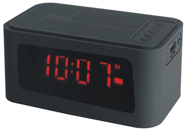 Platinet PMGC5B Bluetooth Speaker w/ Alarm Clock