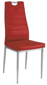 Ēdamistabas krēsls Signal Meble H260 Red, 1 gab.