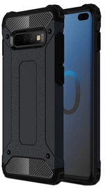 Hurtel Hybrid Armor Back Case For Samsung Galaxy S10 Plus Black