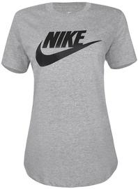 Nike Womens Sportswear Essential T-Shirt BV6169 063 Grey XL
