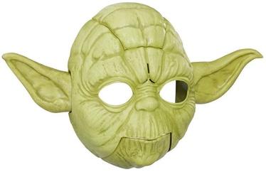 Маска Hasbro Star Wars Yoda Electronic Mask, зеленый, 117 мм x 419 мм x 257 мм