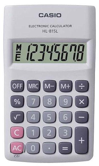 Casio Calculator HL-815L-WE
