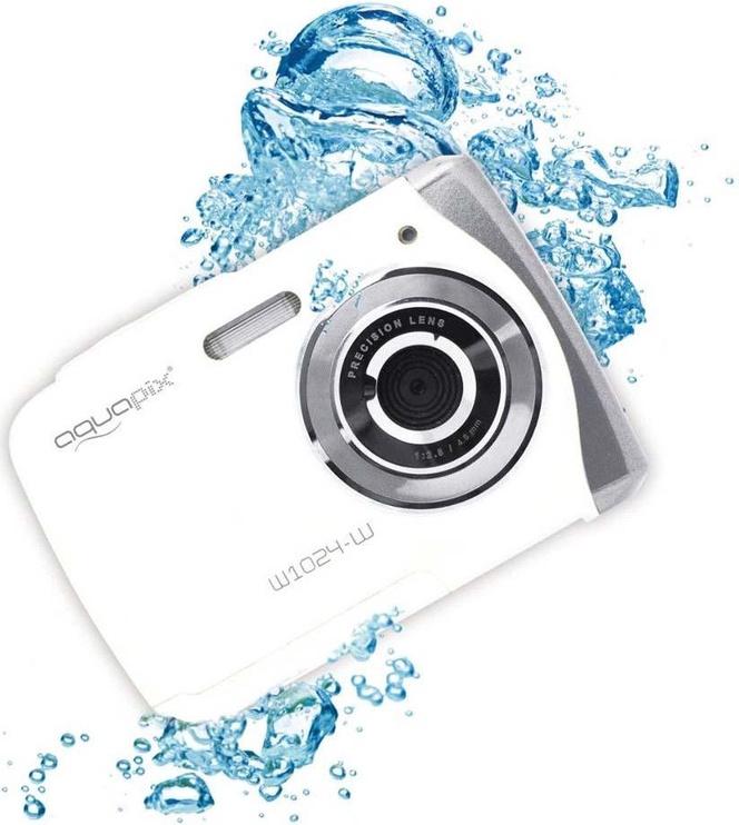 Easypix AquaPix W1024-W Splash White