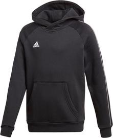 Adidas Core 18 Hoodie JR CE9069 Black 116cm