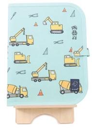 Jaq Jaq Bird Doodle It & Go Mat Construction