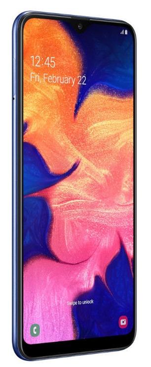 Mobilais telefons Samsung Galaxy A10 2019 Blue, 32 GB