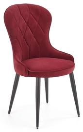 Ēdamistabas krēsls Halmar K366 Dark Red