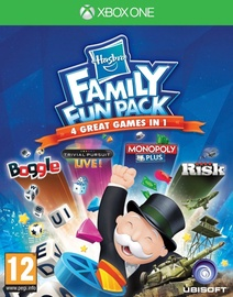 Hasbro Family Fun Pack: 4 Great Games In 1 Xbox One