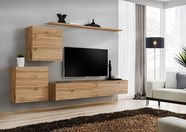 ASM Switch V Wall Unit Wotan Oak