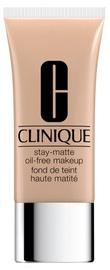 Tonizējošais krēms Clinique Stay Matte Oil-Free Makeup 14 Vanille, 30 ml
