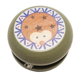 Wooden Yo-Yo Hedgehog