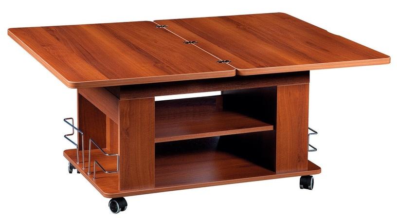 DaVita Agat 23 Coffee Table Pegas Brown