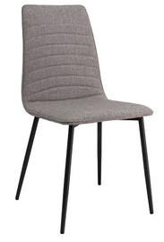 Ēdamistabas krēsls Signal Meble Tomas Grey, 1 gab.
