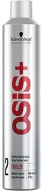 Schwarzkopf Osis Freeze Strong Hairspray 500ml