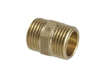 "TDM Brass 600.57/108S Adapter I/I 1"""