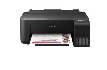 Струйный принтер Epson ECOTANK L1210, цветной