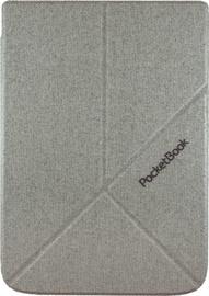 "Futrālis Pocketbook Shell Origami, pelēka, 7.8"""