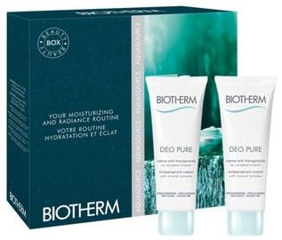 Дезодорант для женщин Biotherm Deo Pure Antiperspirant Cream, 2x75 мл