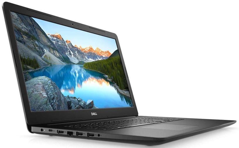 Ноутбук Inspiron 3793 7038 Black PL, Intel® Core™ i5, 8 GB, 256 GB, 17.3 ″