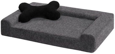 Myanimaly Simply Pet Bed L Grey