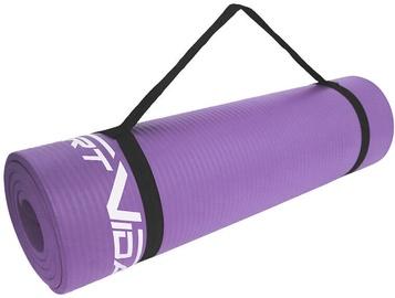 SportVida Exercise Mat 180x60x1cm Purple