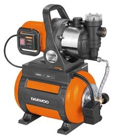 Ūdens sūknis Daewoo DAS 5500/24 Automatic Domestic Station Orange/Grey