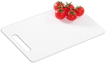 Kesper Plastic Chopping Board 34 24 White
