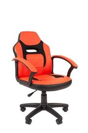 Bērnu krēsls Chairman 110 Black/Red, 470x460x1025 mm
