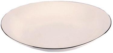 Quality Ceramic Sense Platinum Soup Plate 22cm