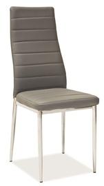 Ēdamistabas krēsls Signal Meble H261 Grey