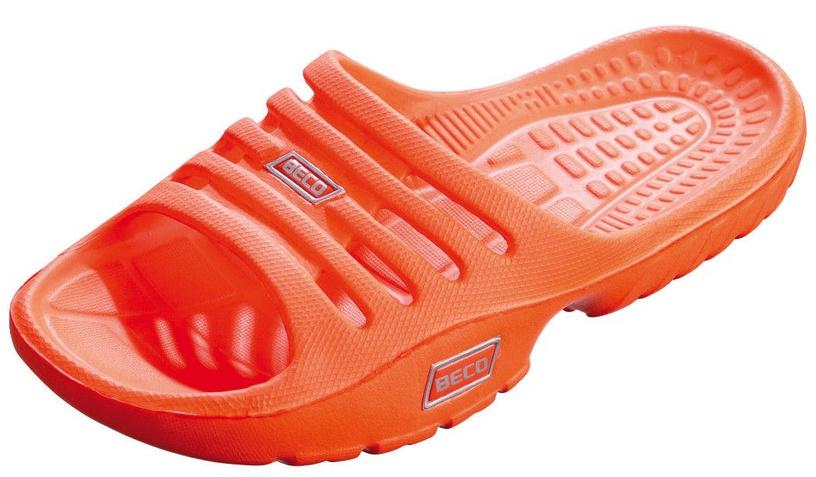 Beco 90651 Kids' Beach Slippers Orange 35