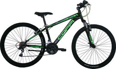 Coppi MTB Man 27'' Steel 38 Black/Green