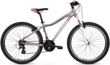 """Velosipēds Kross Lea 2.0 Silver White Pink Matte, 17"""", 27.5"""""""
