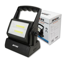 FLOODLIGHT ARCAS COB LED 6W 240 LM+3XD