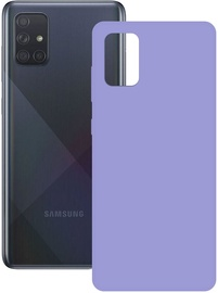 Ksix Silk Back Case For Samsung Galaxy A51 Lavender
