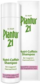 Šampūns DR. KURT WOLFF Plantur 21, 250 ml