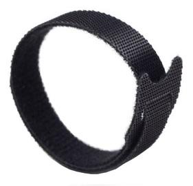 Gembird Velcro Cable Ties 210mm Black 100pcs