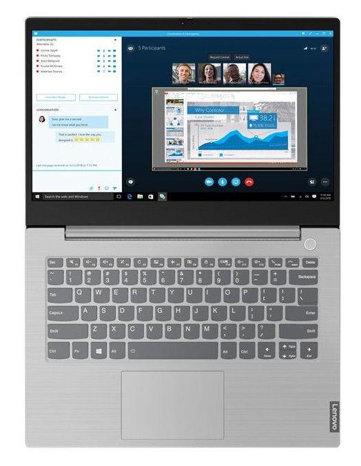 Lenovo ThinkBook 14 Grey 20RV0002MH