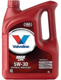 Valvoline MaxLife C3 5w30 Engine Oil 4L