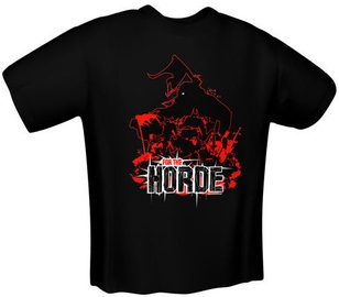 GamersWear For The Horde T-Shirt Black M