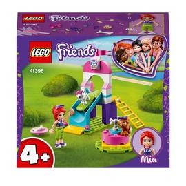 Конструктор LEGO Friends Игровая площадка для щенков 41396, 57 шт.