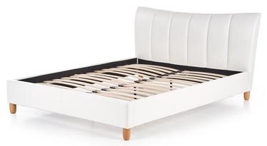 Кровать Halmar Sandy White, 160 x 200 cm
