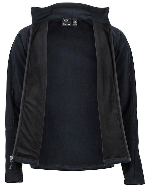 Marmot Mens Verglas Jacket Black XL