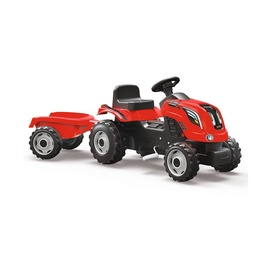 Smoby Tractor XL Red