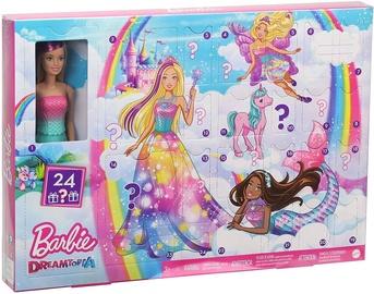 Lelle Mattel Barbie Dreamtopia Advent Calendar GJB72