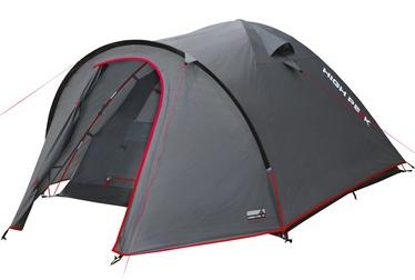 4-местная палатка High Peak Nevada 4 10207, серый