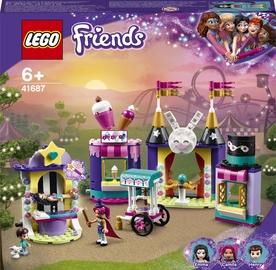 Конструктор LEGO Friends Киоск на волшебной ярмарке 41687, 361 шт.